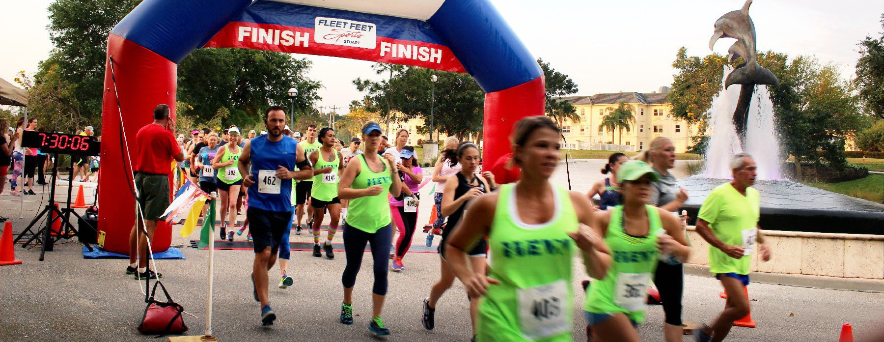 2017 Children's Home Society of Florida Treasure Coast 5K Run/1K Walk